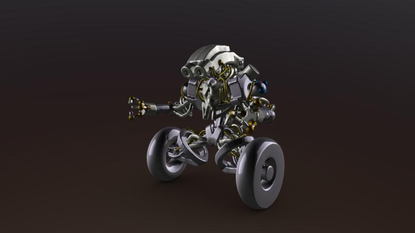 robot_wheeler